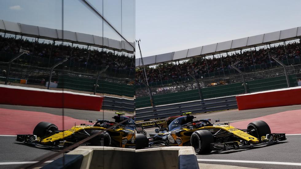 GP de Alemania: Sainz seguirá luchando por conservar la cuarta posición en el mundial de constructores