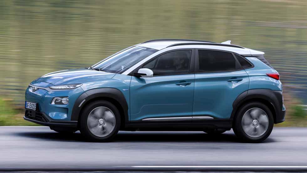 Hyundai Kona EV: prueba, precios y vídeo del nuevo SUV eléctrico