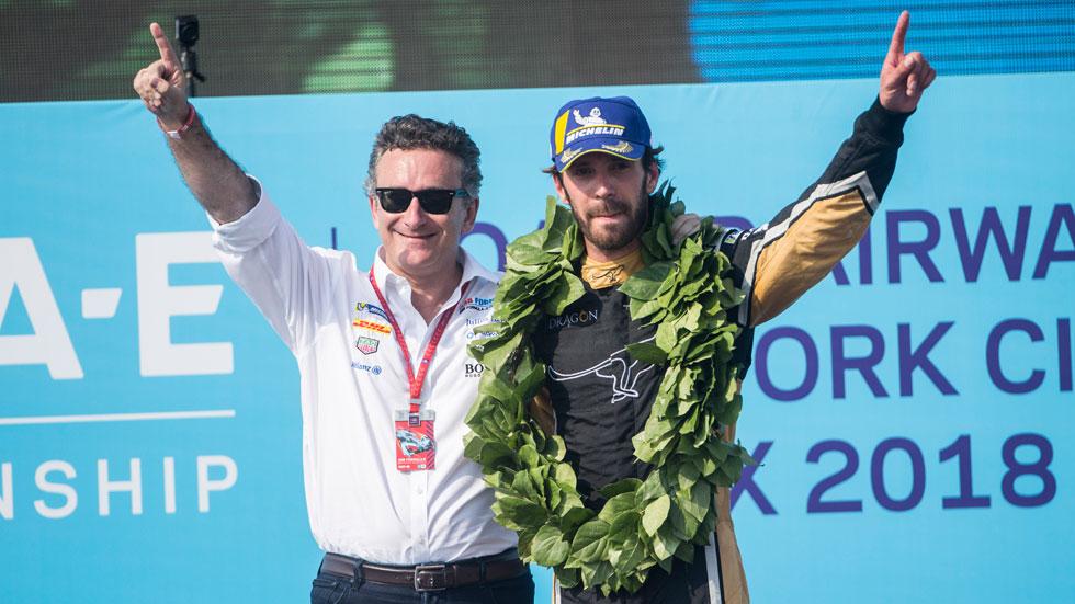 Fórmula E 2017-2018: Vergne y Audi, campeones del mundo