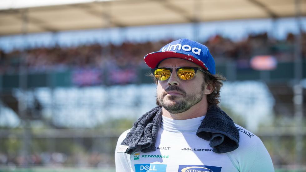 GP de Alemania: Alonso confía en volver a puntuar