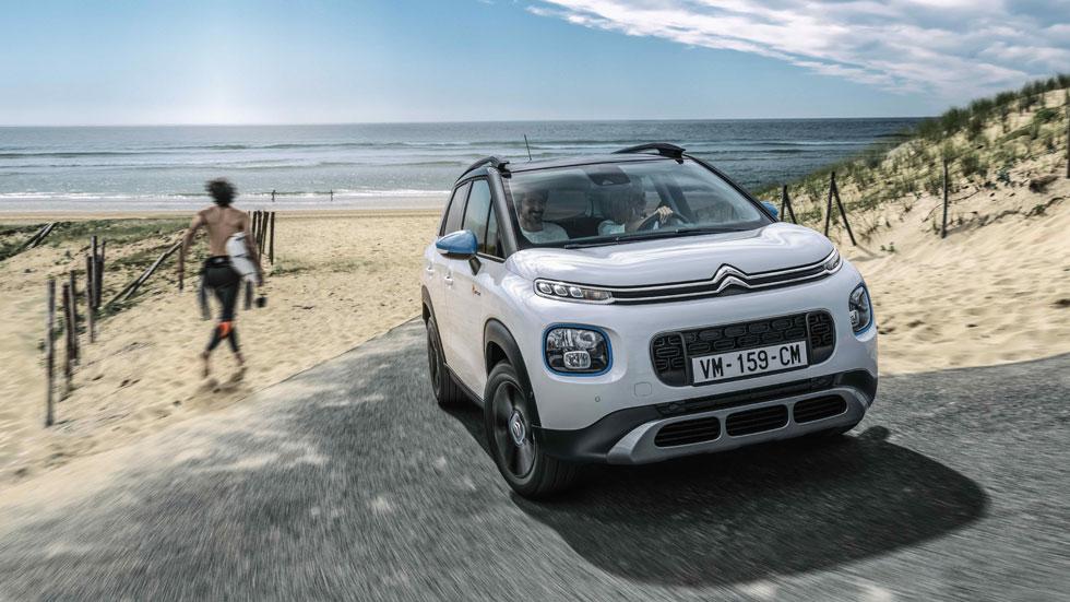 Nuevo Citroën C3 Aircross Rip Curl: preparado para la aventura