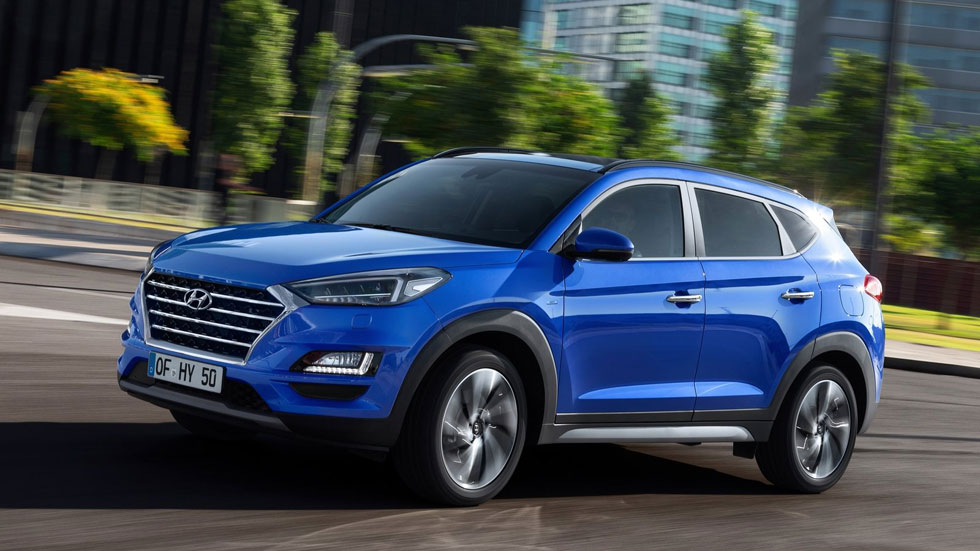 Hyundai Tucson 2019 Todas Las Claves Del Nuevo Suv Al Detalle