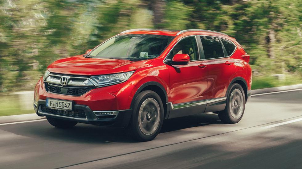 Honda CR-V 2018 1.5 VTEC Turbo: así es el nuevo SUV de gasolina