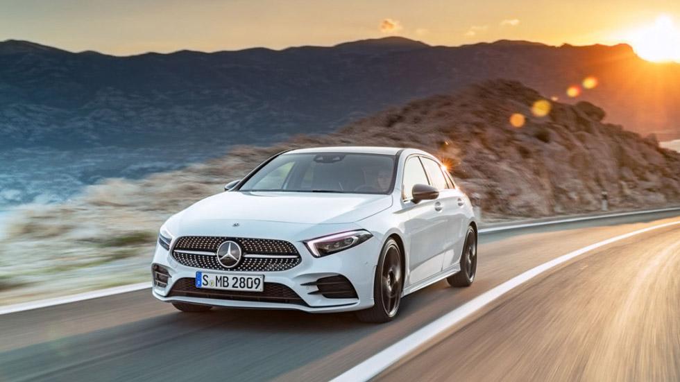 Mercedes Clase A 2018: nuevas versiones de gasolina, ya a la venta