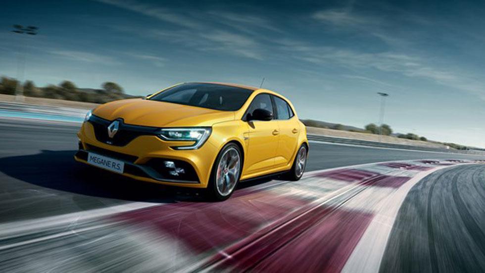 Renault Mégane R.S. Trophy 2019: adrenalina deportiva para circuitos