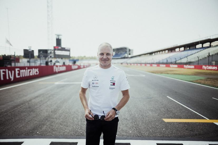 Valtteri Bottas continuará en Mercedes