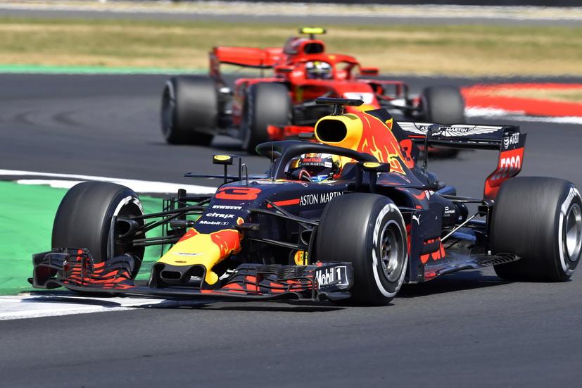 GP de Alemania: Ricciardo cambió elementos del motor y penalizará