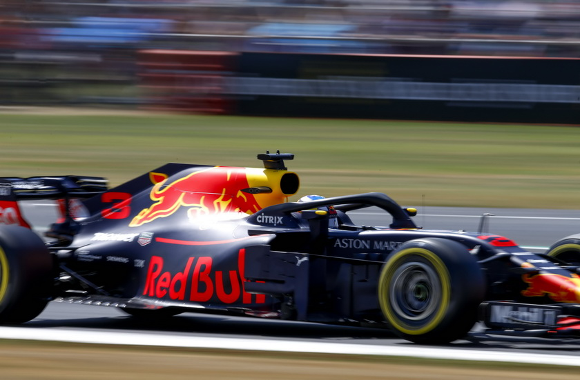 GP de Alemania (FP1): Ricciardo domina la primera sesión