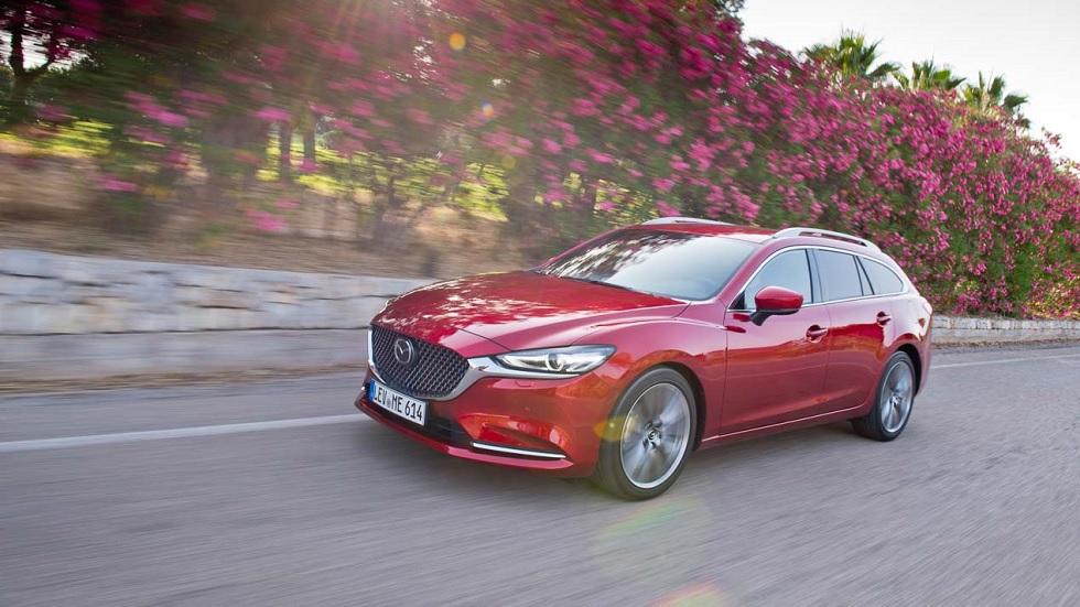 A prueba el Mazda6 2018: ahora, más premium y exclusivo