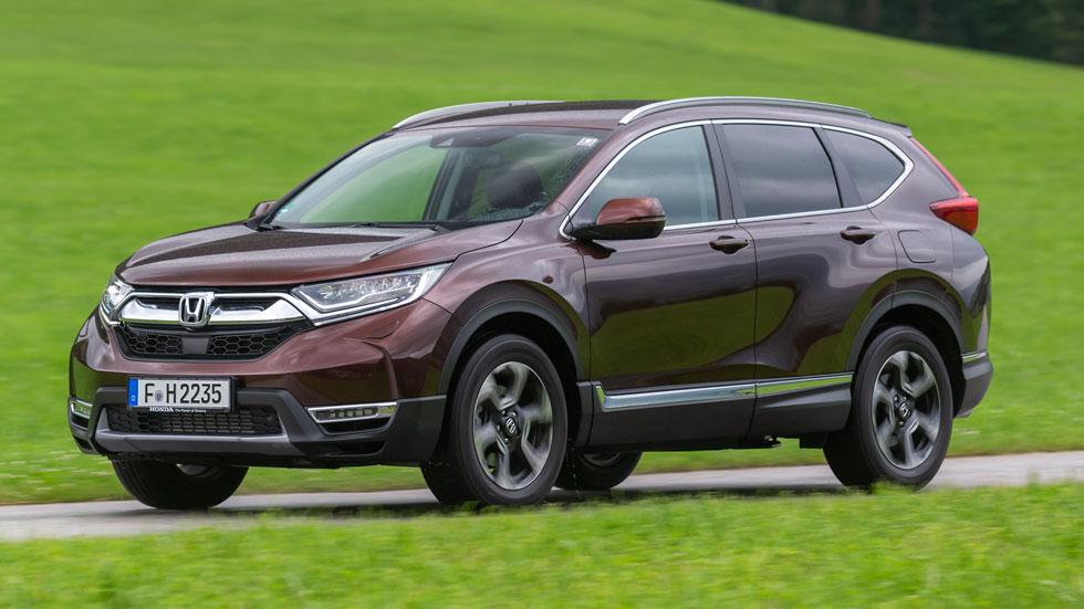 A prueba el Honda CR-V 2018: precio y equipamiento para España