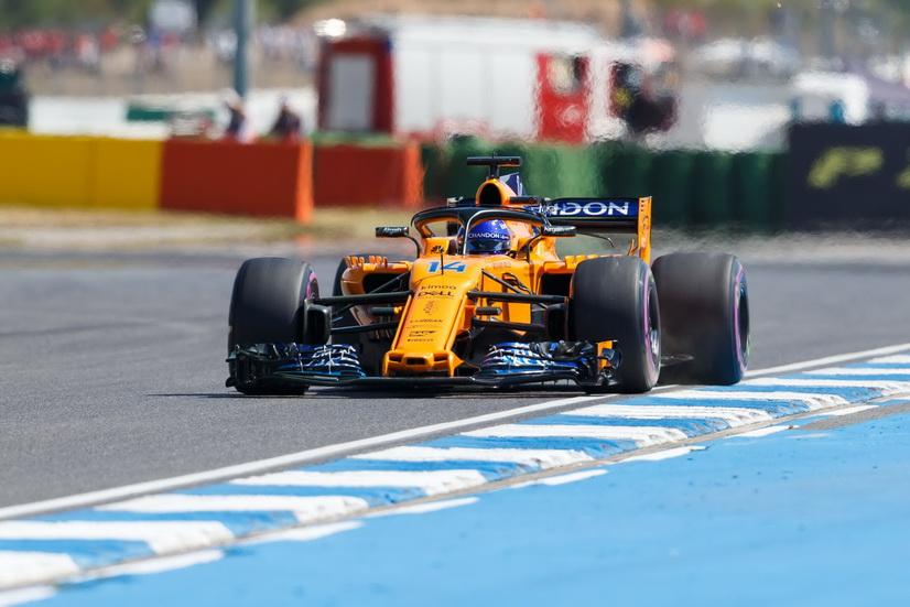 """GP de Alemania: """"Ojalá mañana podamos estar en la parte delantera"""", dice Alonso tras la primera jornada"""
