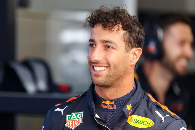 Daniel Ricciardo quiere firmar solo por un año más en Red Bull
