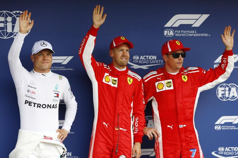 GP de Alemania: así queda la parrilla de salida