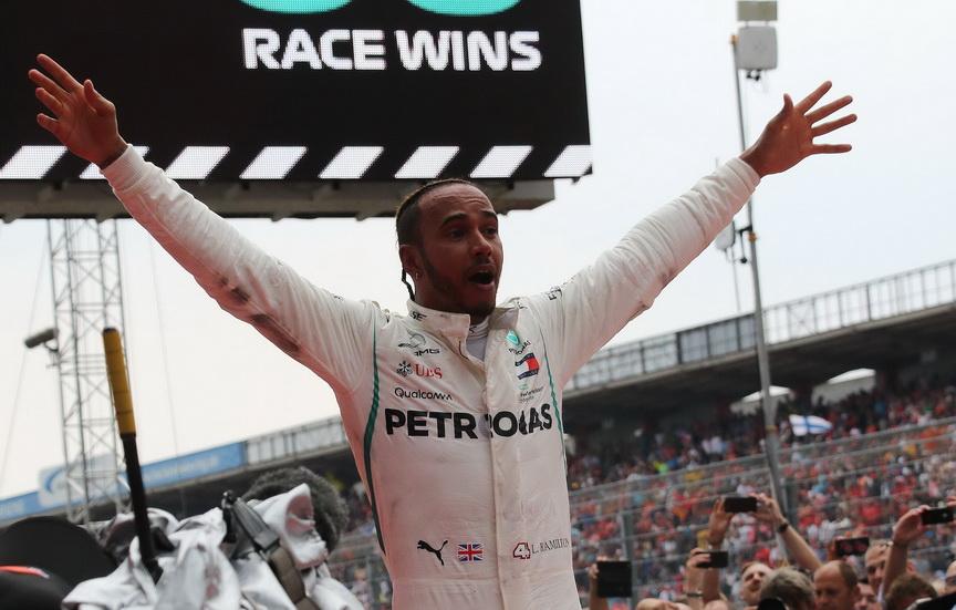 """GP de Alemania: remontada histórica de Hamilton en """"casa"""""""