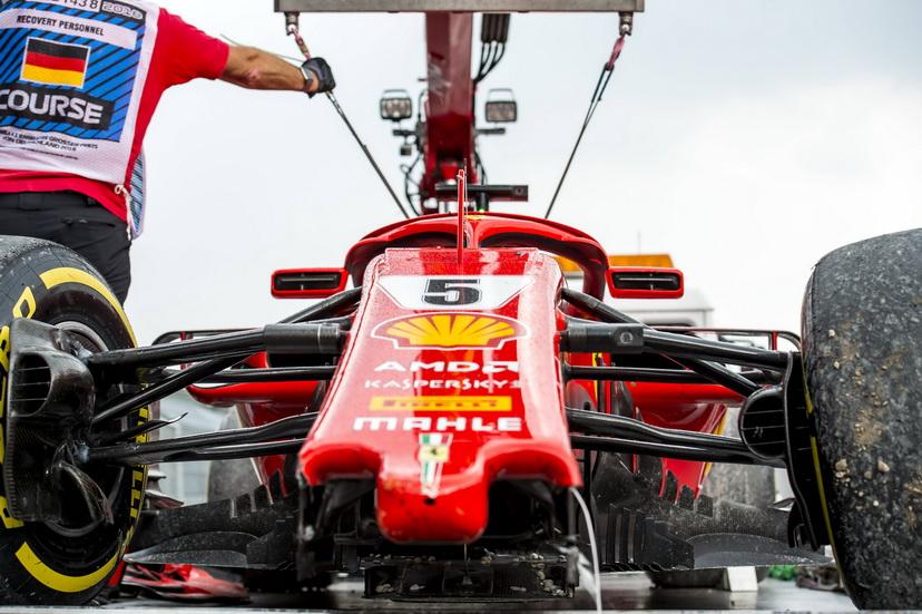 GP de Alemania: clasificaciones tras la carrera