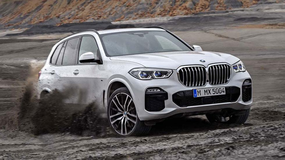 BMW X5 2019: el nuevo SUV deportivo de lujo, en vídeo