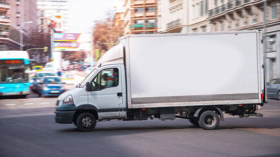 La DGT hará más controles esta semana a las furgonetas