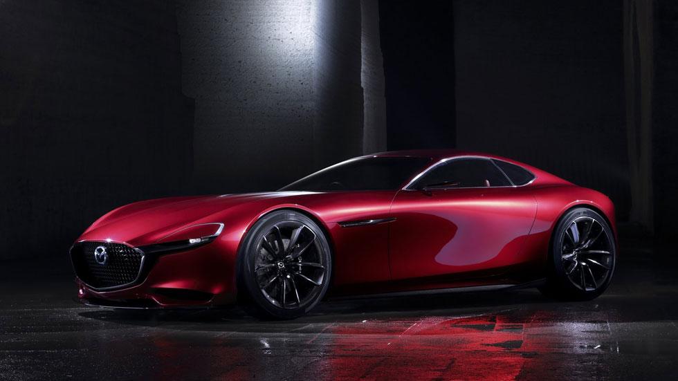 Mazda RX-9 2019: el retorno del motor rotativo, ¿más cerca?