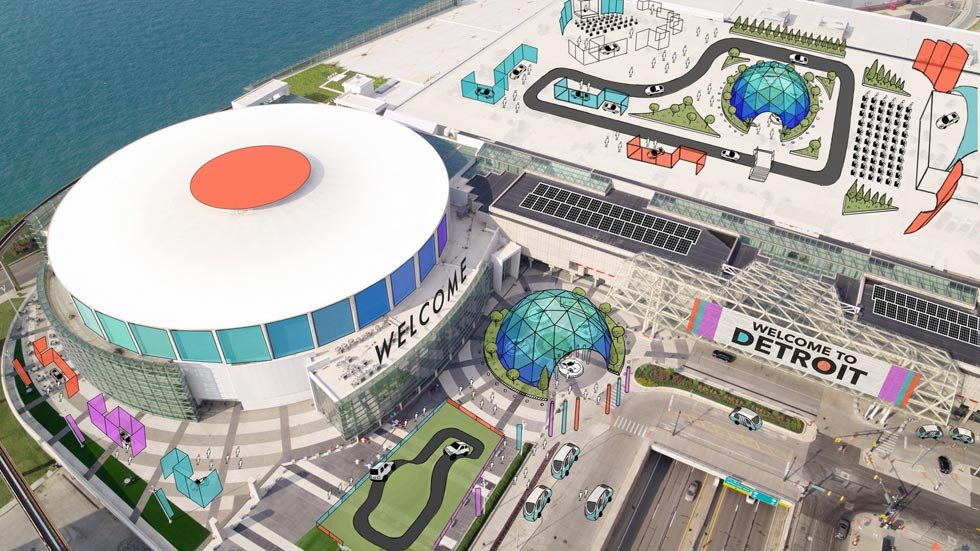 El Salón de Detroit de 2020 se celebrará en junio en lugar de enero