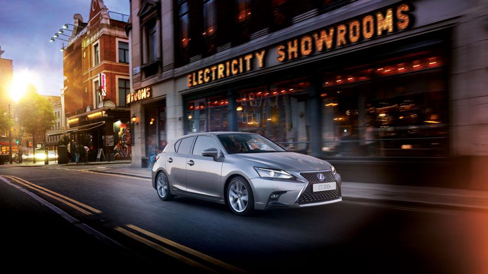 10 secretos del Lexus CT 200h: el grado de la experiencia