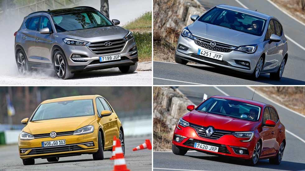 Los 10 mejores coches de ocasión del mercado