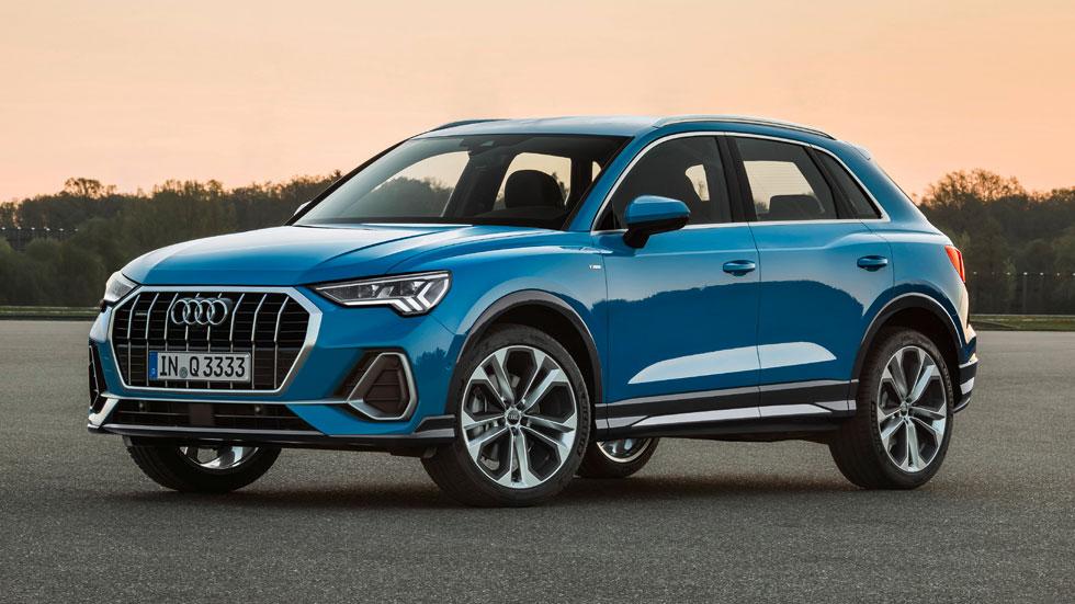 Oficial: así es el Audi Q3 2019, la segunda generación del nuevo SUV