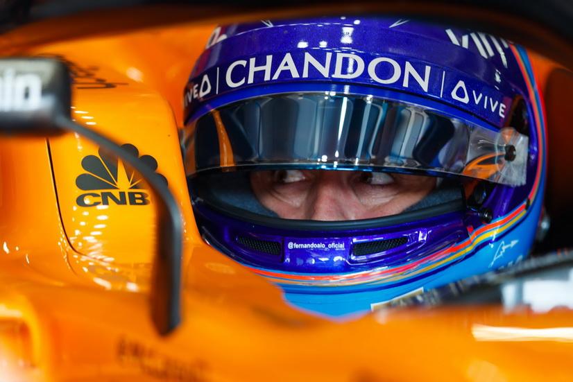 GP de Hungría de F1: Alonso tiene ganas de hacerlo bien en Hungaroring