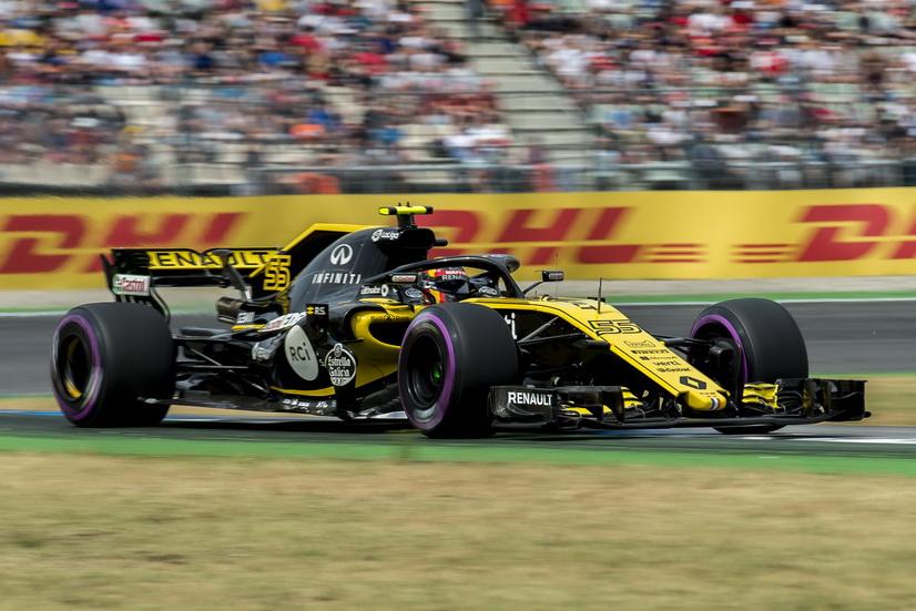 GP de Hungría: Sainz confía en volver a puntuar