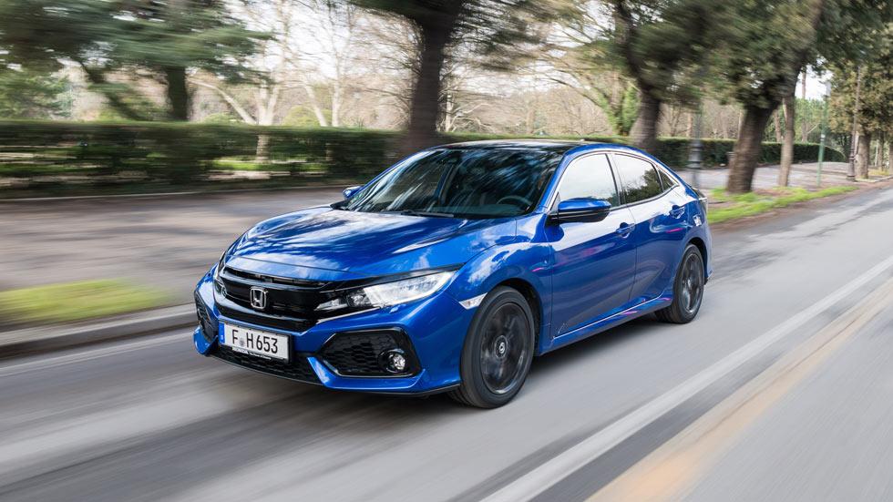 Honda Civic i-DTEC Diesel, por primera vez con cambio automático