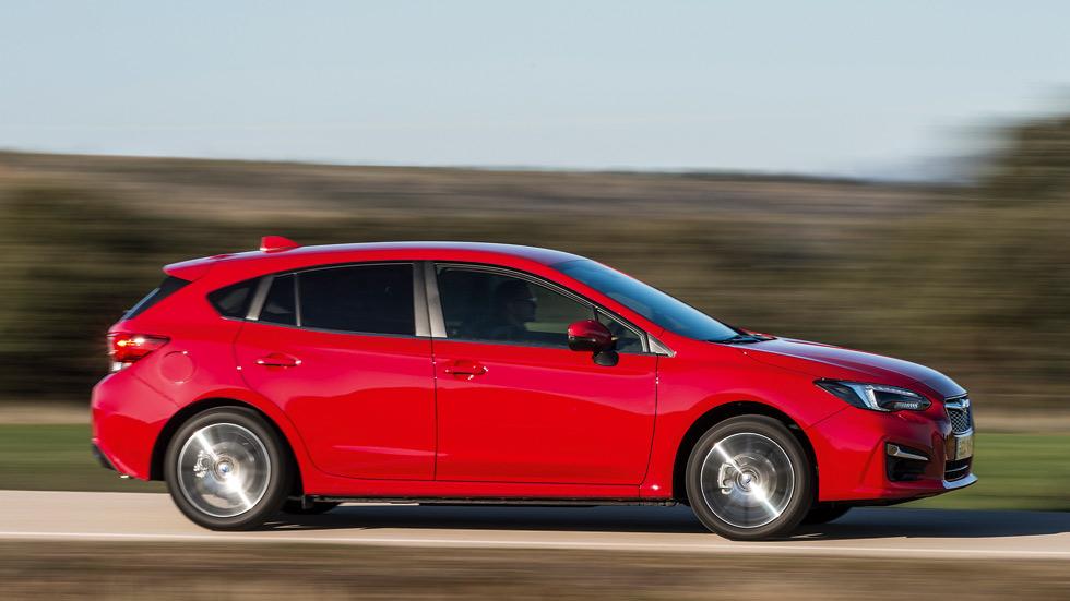 Subaru Impreza 1.6i-S CVT AWD: a prueba un compacto único