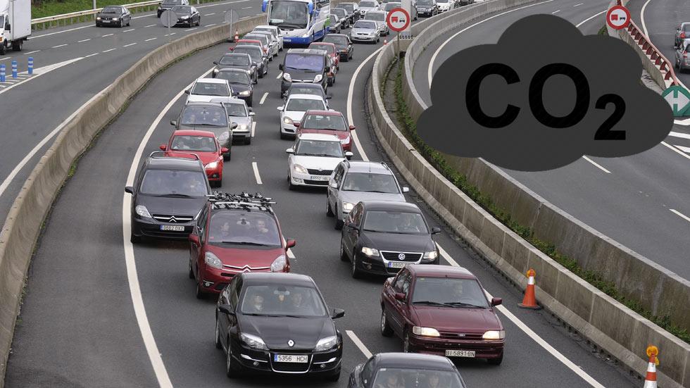 Las ventas de coches Diesel caen, pero los niveles de CO2 siguen subiendo