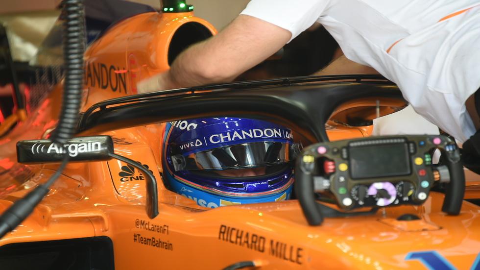 """GP de Hungría: """"Mañana tenemos que ir a por todas"""", comenta Alonso"""