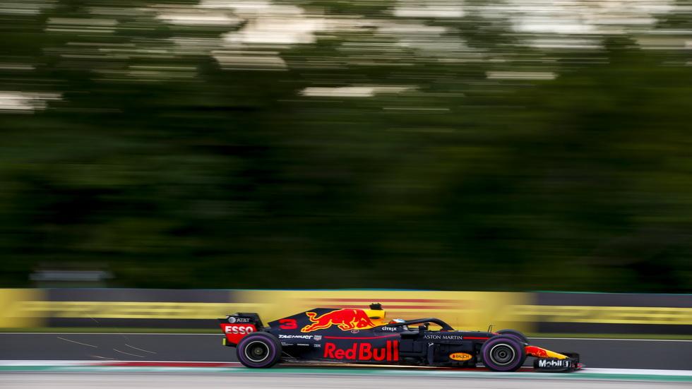 """GP de Hungría: Ricciardo no podrá disfrutar del """"botón mágico"""" en calificación"""