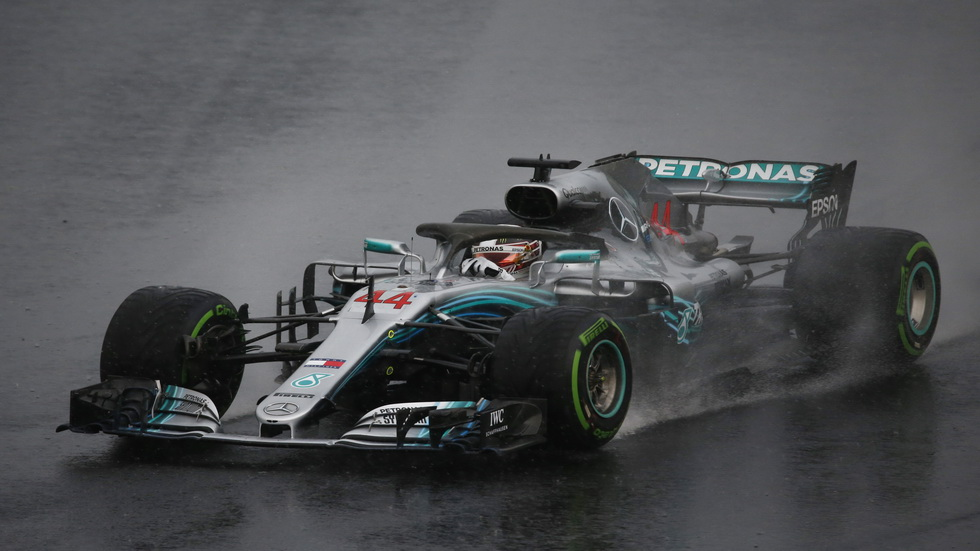 GP de Hungría (Q): pole para Hamilton, quinto lugar para Sainz