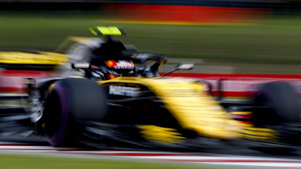GP de Hungría: impresionante calificación de Carlos Sainz