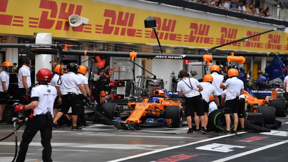 GP de Hungría: Alonso tomará la salida desde la 11ª posición