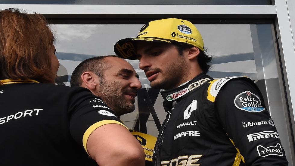 Antes del próximo fin semana Cyril Abiteboul anunciará los pilotos Renault