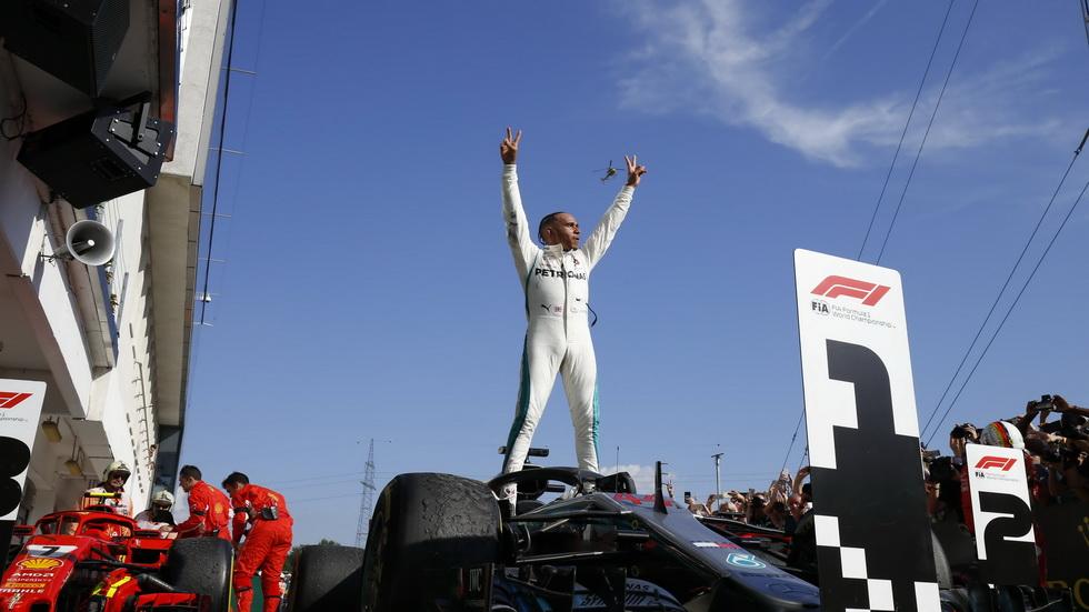 GP de Hungría: Hamilton es más líder aún gracias a su victoria