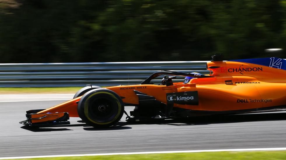 GP de Hungría: Alonso vuelve a terminar en los puntos