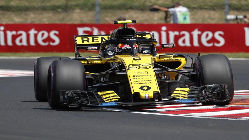 GP de Hungría: Sainz enfadado por la mala estrategia de carrera