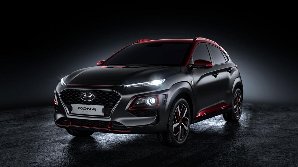 Hyundai Kona Iron Man Edition, el SUV para los fans de Marvel