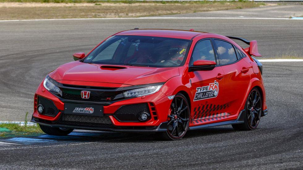 El Honda Civic Type R, todo un coche de récord: ahora, en Estoril (Vídeo)