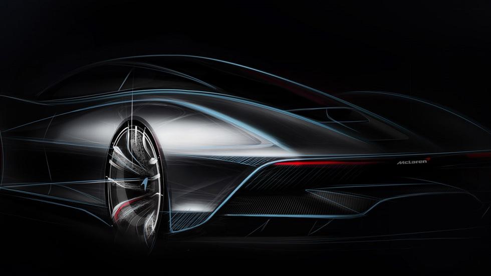 McLaren Speedtail: primeros datos y fotos del nuevo súper deportivo