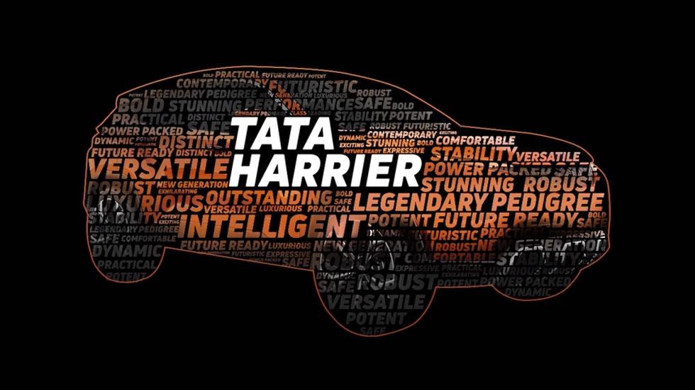 """Tata Harrier: el nuevo SUV barato """"gemelo"""" de Evoque y E-Pace (Vídeo)"""