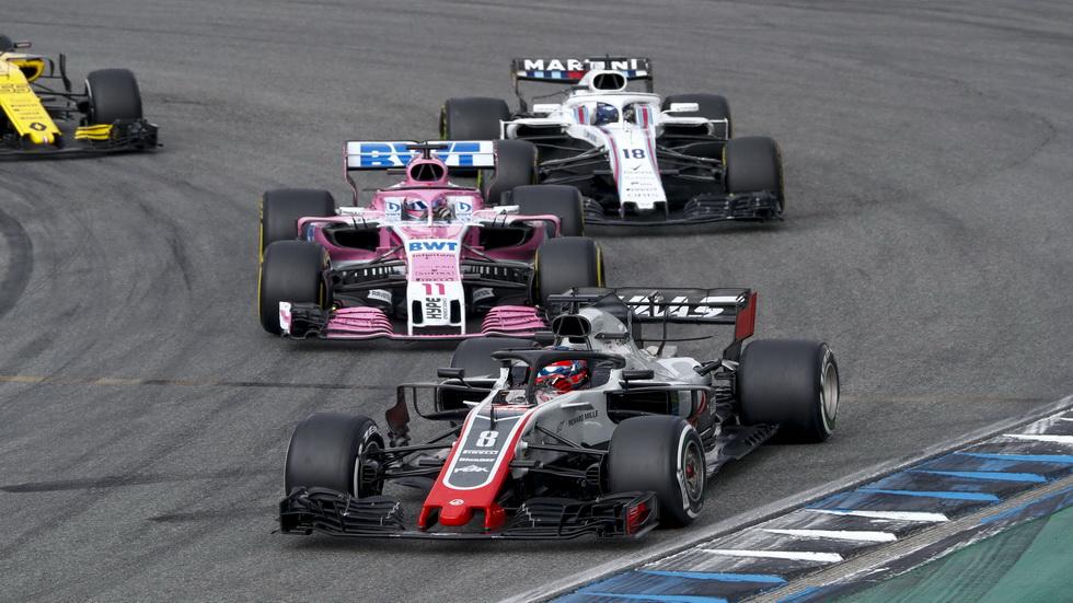 Test F1 Hungaroring: Williams y Force India probarán nuevos alerones delanteros para 2019