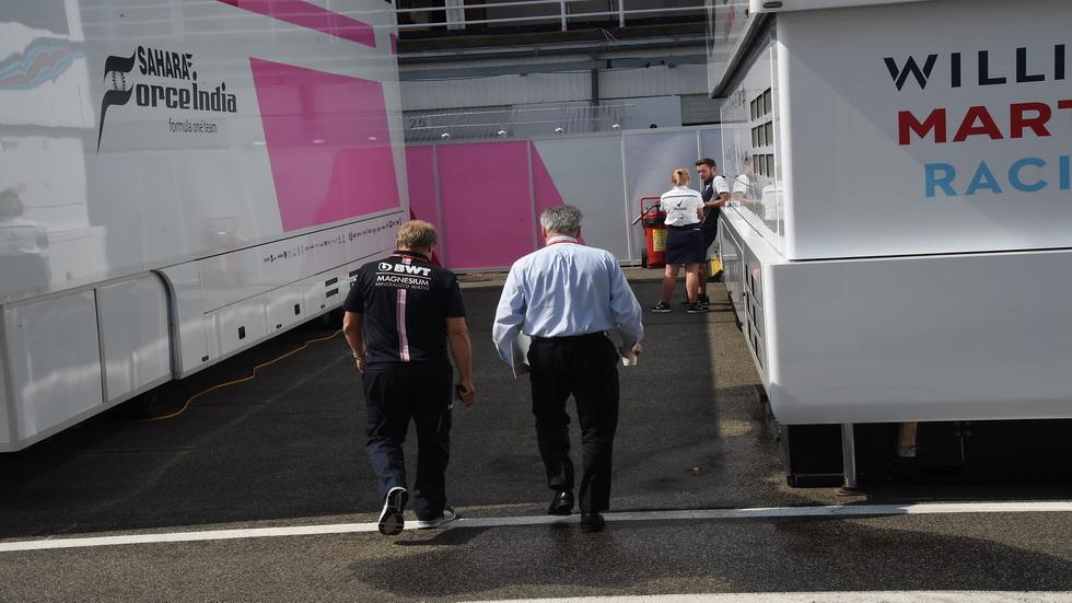 """Fórmula 1: un """"paddock"""" convulso estas últimas semanas"""