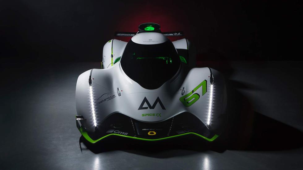 """Spice X Concept, el nuevo súper deportivo eléctrico y """"asequible"""""""