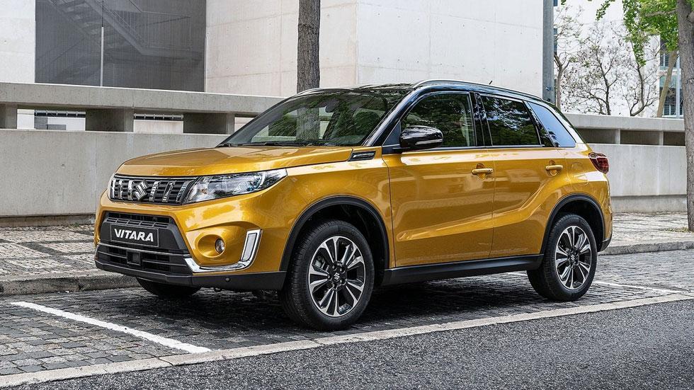 Suzuki Vitara 2019: el SUV nipón también dice adiós al Diesel