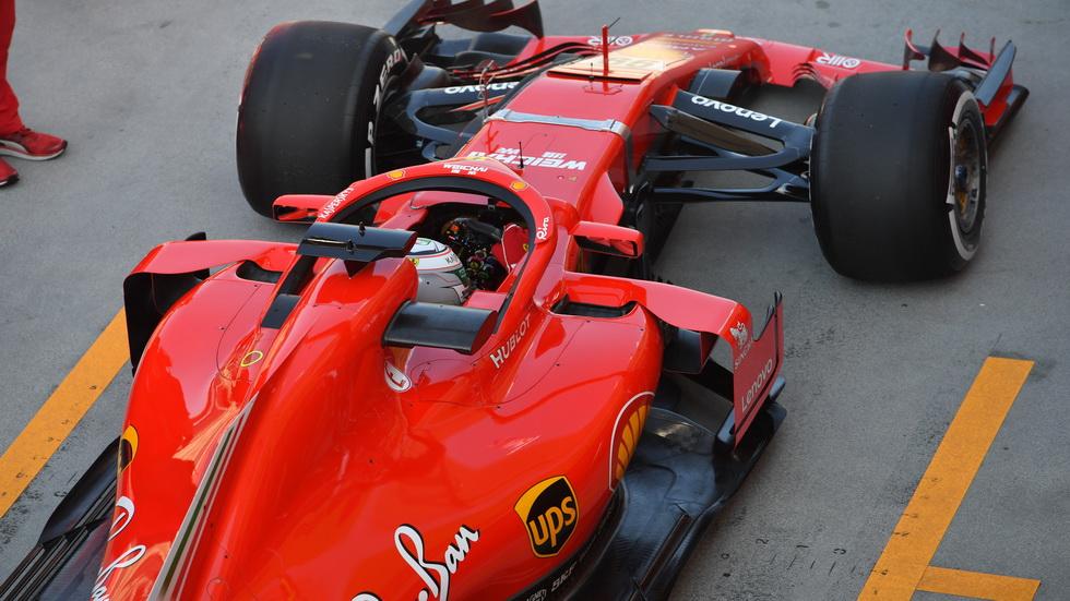 Test F1 Hungaroring (martes): Antonio Giovinazzi bate el récord oficial de Vettel