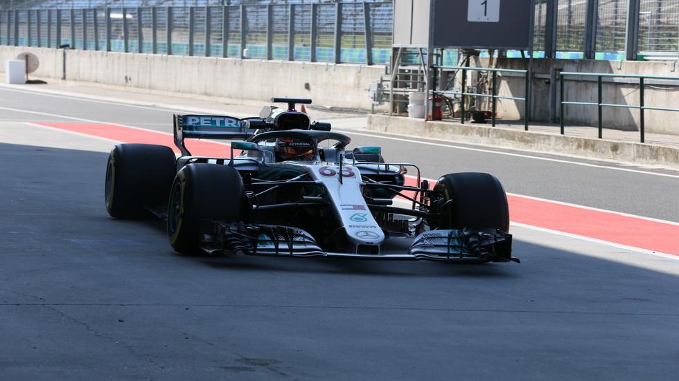 Test F1 Hungaroring (miércoles): George Russell marca el récord no oficial del circuito